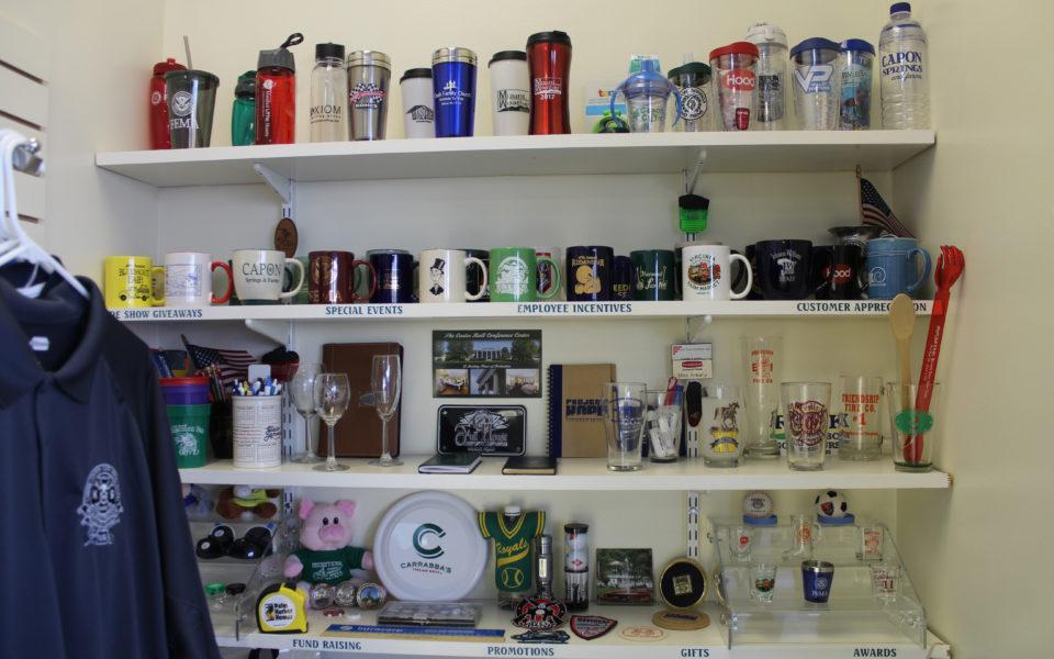 ASI Wall of Items