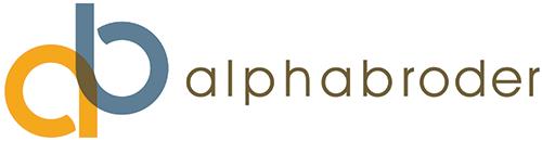 Alpha Broder Logo